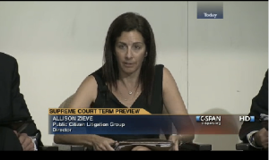 McCutcheon v. FEC video clip from C-SPAN