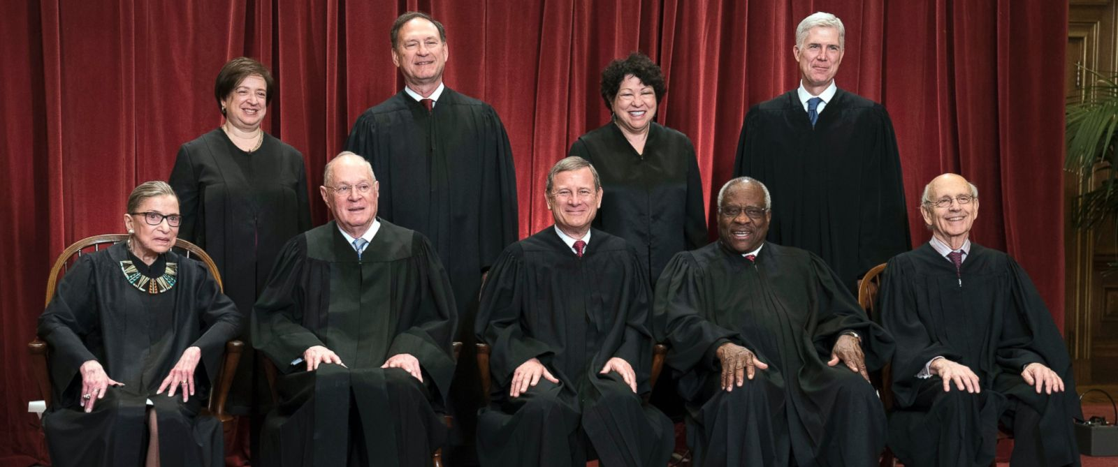 the supreme court justices A list of the 5 most important conservative supreme court justices in united states history, including justices samuel alito and clarence thomas.